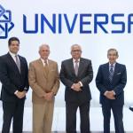 Rafael Izquierdo, Marino Ginebra, Ing. Ernesto Izquierdo, Luis F. Vasquez