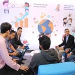 En el Centro de Negocios e Innovación Empresarial PUCMM-Banco Popular, la comunidad educativa tendrá la oportunidad de recibir capacitación e impulsar sus ideas emprendedoras.